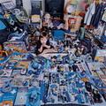 블루 프로젝트-테리와 테리의 파란색 물건들