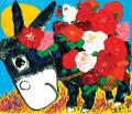 꽃과 당나귀