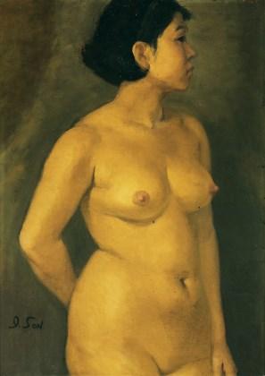 나부 裸婦