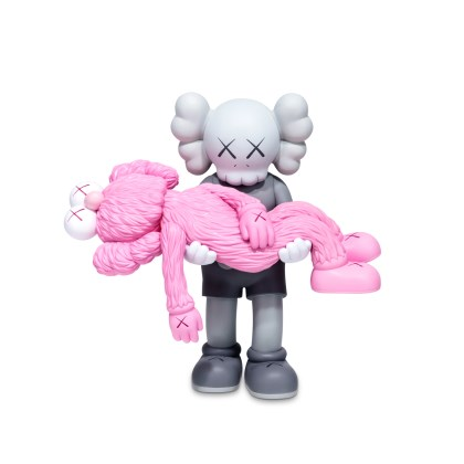KAWS Gone (Grey)