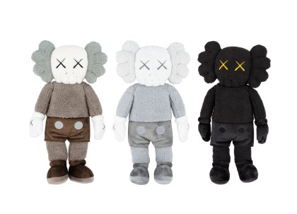 Holiday Hong Kong Plush 3SET