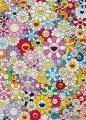 An Homage to Yves Klein Multicolor A