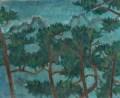 소나무있는 풍경