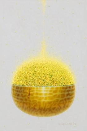 기억너머-서귀포 유채