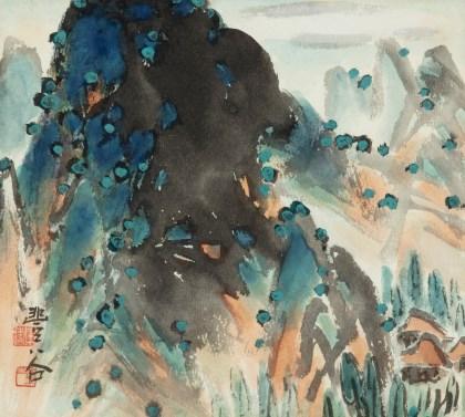 산수도 山水圖