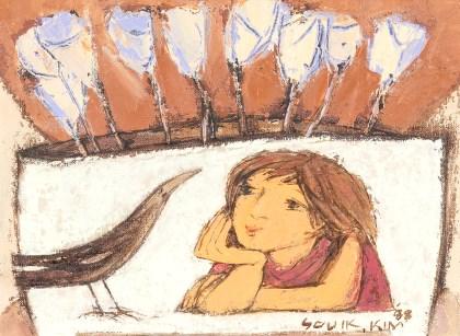 새와 소녀