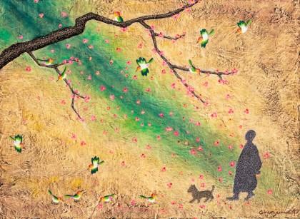 빛의 정원에서-꽃소식