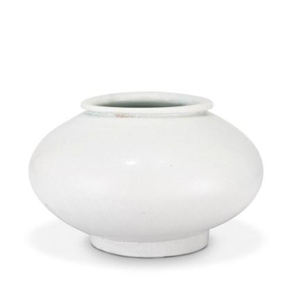 백자호 白磁壺