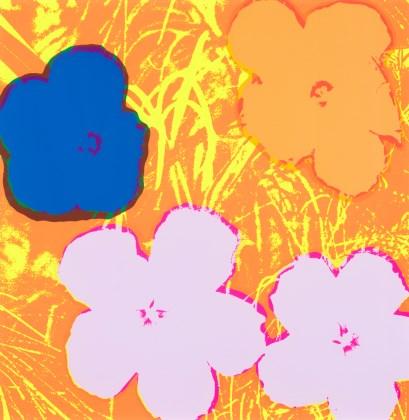 Flowers 11.69 (Andy Warhol)