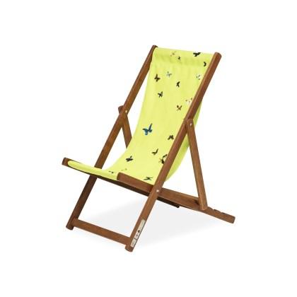 Deck Chair (Yellow)