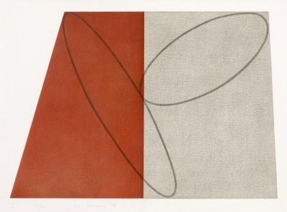 Plane/Figure Series, Folded I