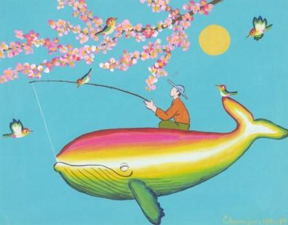 빛의 정원에서-고래 사냥