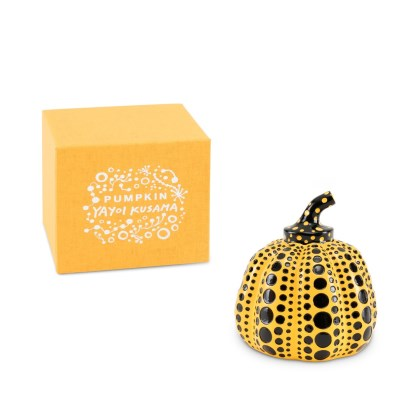 Pumpkin (yellow/black)
