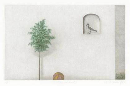 Tree & Bird