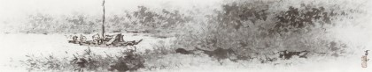 강상어락 江上漁樂