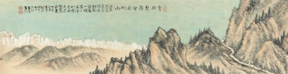 금강산도 金剛山圖