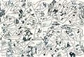 Maze-Looking for Chinese Art -3 (Diptych)