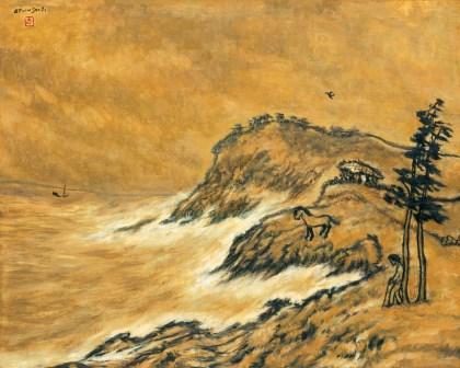 Landscape of Jeju
