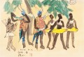 Kenya, Dance