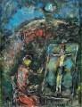 Le Peintre et le Christ