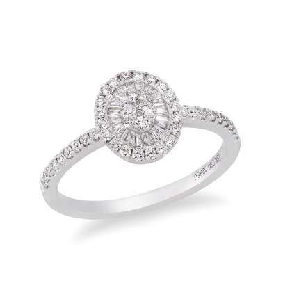 Aristo Diamond Ring
