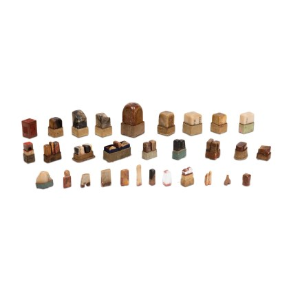 Collection of Seal Stamps and Seals