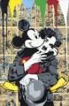 Chaplin & Mickey